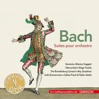 Bach: Les 4 suites pour orchestre (Les indispensables de Diapason)