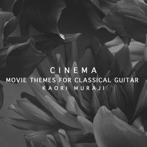 Cinema - Movie Themes For Classical Guitar Product Image