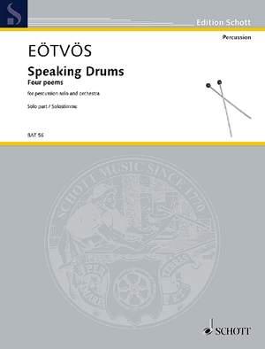 Eötvös, P: Speaking Drums
