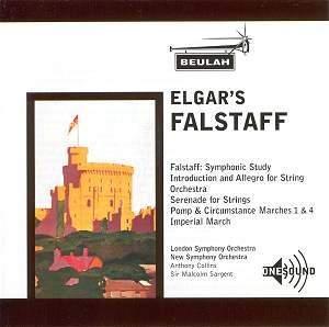 Elgar's Falstaff