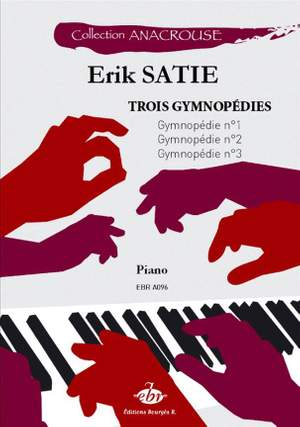 Eric Satie: Trois Gymnopedies Product Image