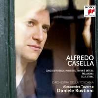 Casella: Orchestral Music