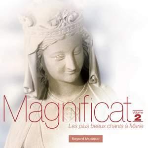 Magnificat, Vol. 2: Les plus beaux chants à Marie
