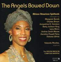 The Angels Bowed Down: African America Spirituals (Live)