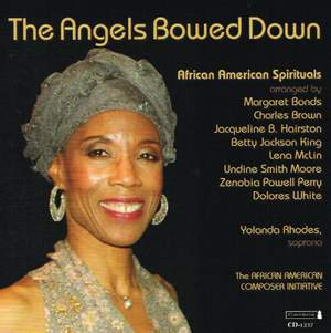 The Angels Bowed Down: African America Spirituals (Live) Product Image
