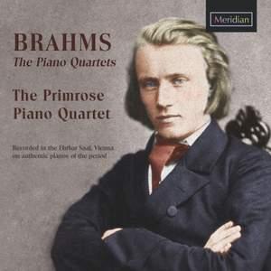 Brahms: The Piano Quartets