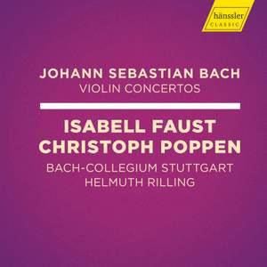 JS Bach: Violin Concertos