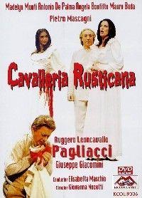 Mascagni: Cavalleria Rusticana & Leoncavallo: Pagliacci (excerpts)
