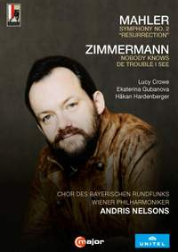 Mahler: Symphony No. 2 'Resurrection' & B A Zimmermann: Nobody knows de trouble I see