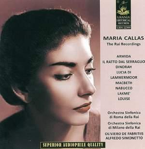 Maria Callas - The RAI Recitals