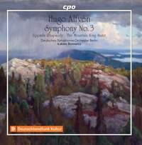 Hugo Alfvén: Complete Symphonies, Vol. 2
