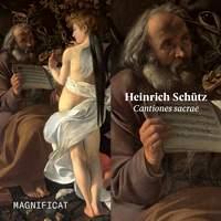 Schütz: Cantiones sacrae