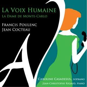 Poulenc: La voix humaine