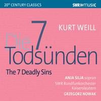 Kurt Weill: The 7 Deadly Sins