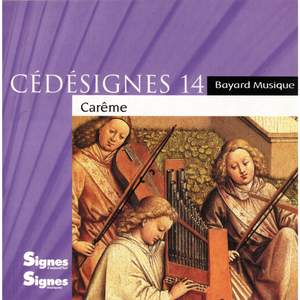 CédéSignes 14 Carême Product Image
