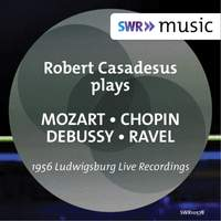 Mozart, Chopin, Debussy & Ravel: Piano Works