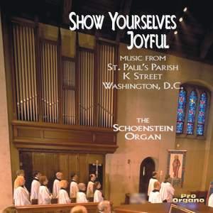 Show Yourselves Joyful