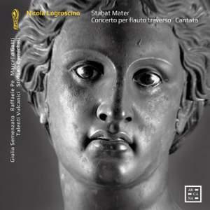 Nicola Logroscino: Stabat Mater; Concerto Per Flauto; Cantata Product Image