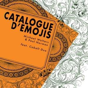 Michael Wolters & Paul Norman: Catalogue d'Emojis Product Image