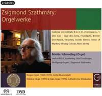 Zsigmond Szathmáry: Organ Works