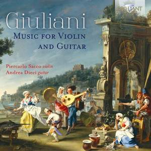 Giuliani: Music for Violin and Guitar Product Image