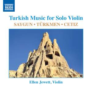 Turkish Music for Solo Violin Product Image