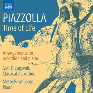 Piazzolla: Time of Life Product Image