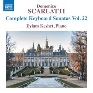 Domenico Scarlatti: Complete Keyboard Sonatas, Vol. 22 Product Image