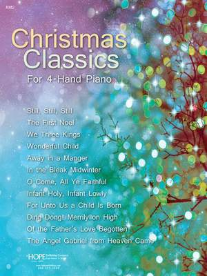 Christmas Classics: For 4-Hand Piano