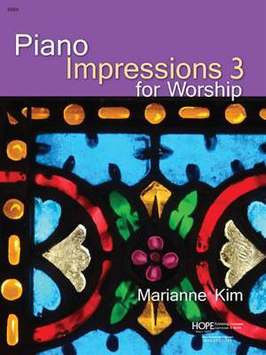 Piano Impressions for Worship III