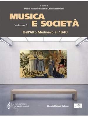 Paolo Fabbri_Maria Chiara Bertieri: Musica e Societa 1 Product Image