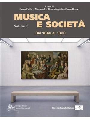 Paolo Fabbri_Alessandro Roccatagliati: Musica e Societa 2