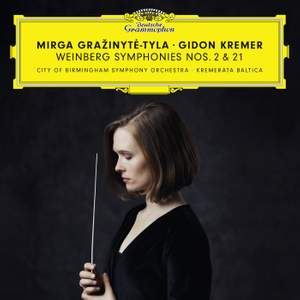 Weinberg: Symphonies Nos. 2 & 21 Product Image