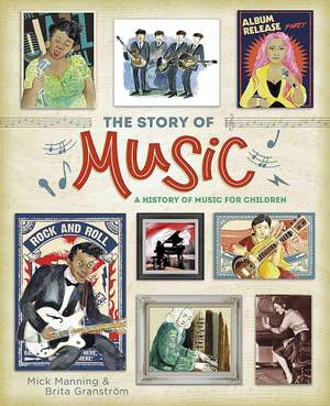 The Story of Music Product Image