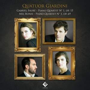 Fauré & Bonis: Piano Quartets