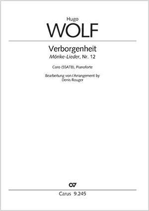 Wolf: Verborgenheit