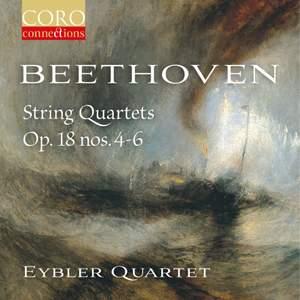 Beethoven String Quartets Op. 18, Nos. 4-6