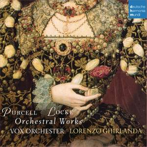 Purcell & Locke: Orchestral Works
