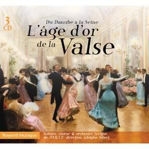 L'âge d'or de la valse: Du Danube à la Seine Product Image