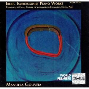 Iberic Impressionist Piano Works