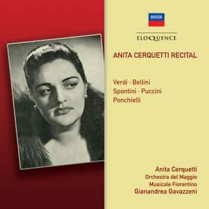 Anita Cerquetti - Recital
