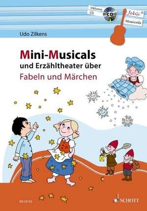 Zilkens, U: Mini-Musicals und Erzähltheater über Fabeln und Märchen
