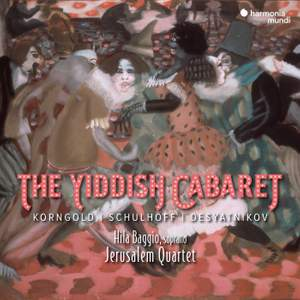 The Yiddish Cabaret Product Image