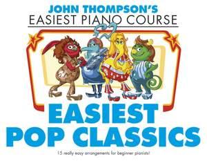 John Thompson: John Thompson's Easiest Pop Classics