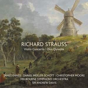 Richard Strauss: Violin Concerto & Don Quixote Product Image