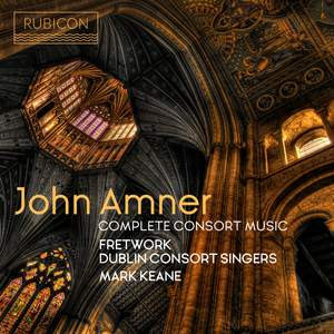 John Amner: Complete Consort Music Product Image