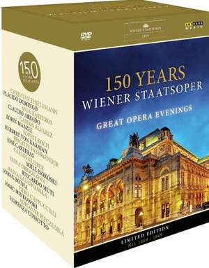 150 Years Wiener Staatsoper
