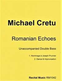 Michael Cretu: Romanian Echoes
