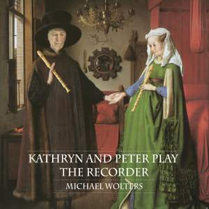 Kathryn and Peter play the recorder