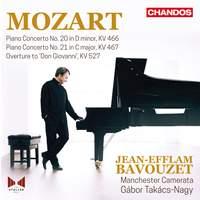Mozart: Piano Concertos, Volume 4